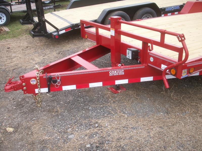 2016 Load Trail COX SPECIAL EQUIPMENT TRAILER Equipment Trailer