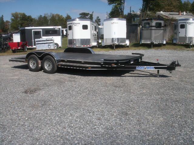 2015 Load Trail 18 CCC CAR HAULER DELUXE