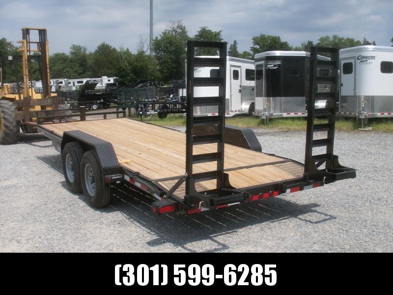 2015 Load Trail 20 EQUIPMENT SPECIAL Equipment Trailers in Ashburn, VA