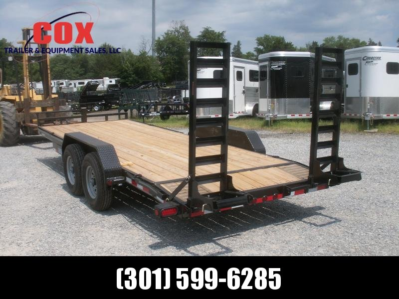 2015 Load Trail 20 EQUIPMENT SPECIAL Equipment Trailers