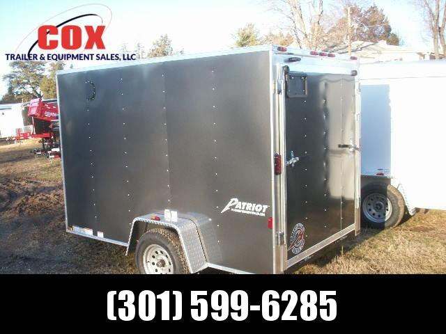 2018 Homesteader 610 V-NOSE RAMP DOOR Cargo / Enclosed Trailer in MD