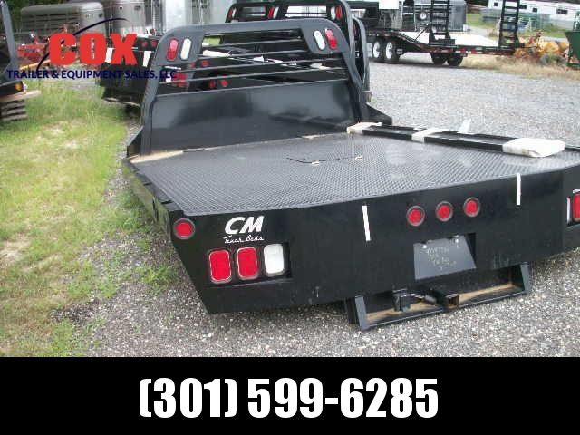2015 Big Tex Trailers CM TRUCK BODIES Equipment Trailers in MD