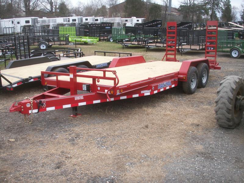 2019 Load Trail COX SPECIAL EQUIPMENT TRAILER Equipment Trailer in Ashburn, VA