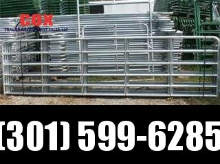 2015 Round Pens and Corral Panels in MD