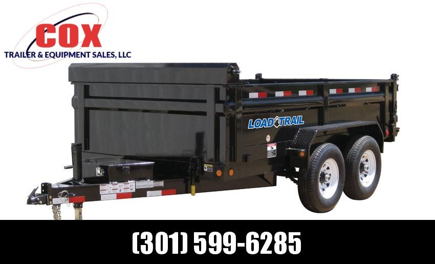 "2018 Load Trail 83"" X 12' Tandem Axle Dump Dump Trailer"