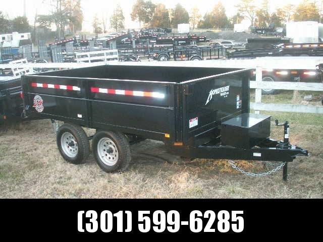 2016 Homesteader 6 10 D/O Dump Trailer in Ashburn, VA