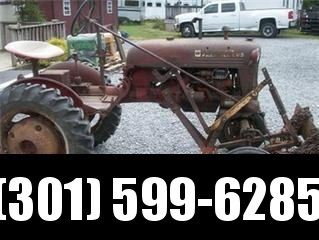 1995 Farmall Cub Tractor in Ashburn, VA