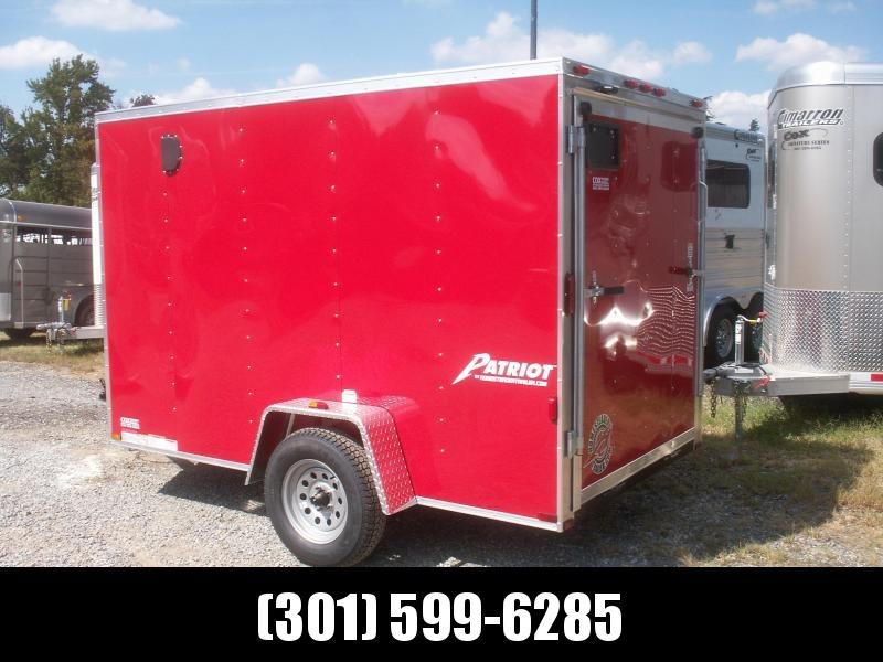 2019 Homesteader Inc. PATRIOT 10 V-NOSE Enclosed Cargo Trailer