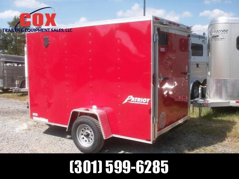 2020 Homesteader Inc. PATRIOT 10 V-NOSE Enclosed Cargo Trailer in Ashburn, VA