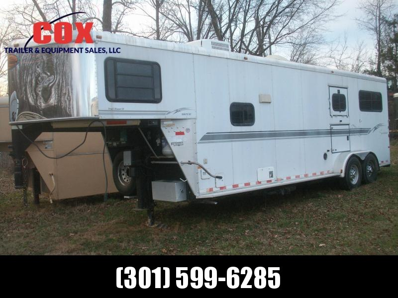 2003 Sundowner Trailers USED LQ SUNDOWNER Horse Trailer in Ashburn, VA