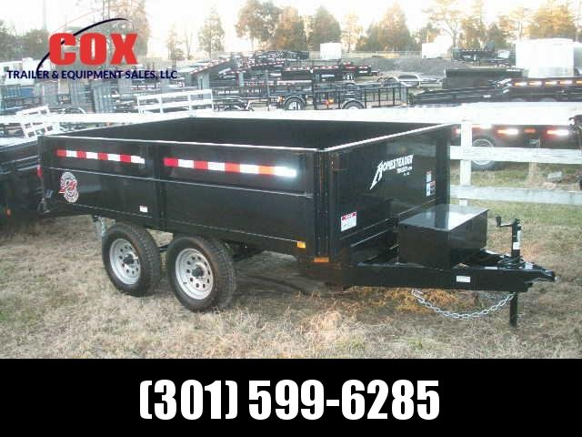 2018 Homesteader 6 10 D/O Dump Trailer in Ashburn, VA