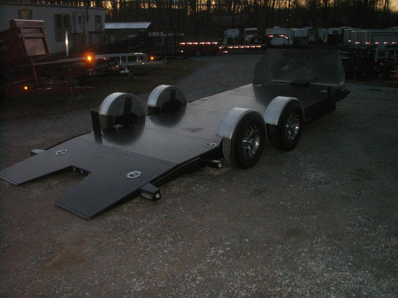 2017 Maxxd Trailers DROP N GO EASY TO LOAD Car / Racing Trailer