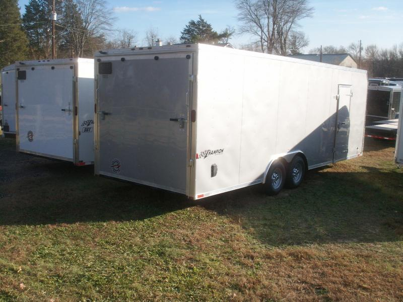 2017 Homesteader Inc. 24 CHAMPION EXTRA HEIGHT Car / Racing Trailer
