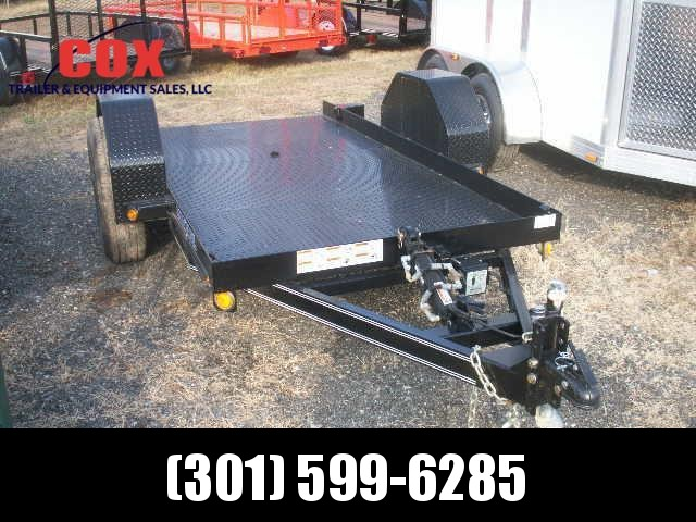 2018 Load Trail 10 SA TILT BED SCISSOR HAULER Equipment Trailers