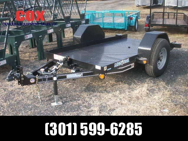 2018 Load Trail 10 SA TILT BED SCISSOR HAULER Equipment Trailers