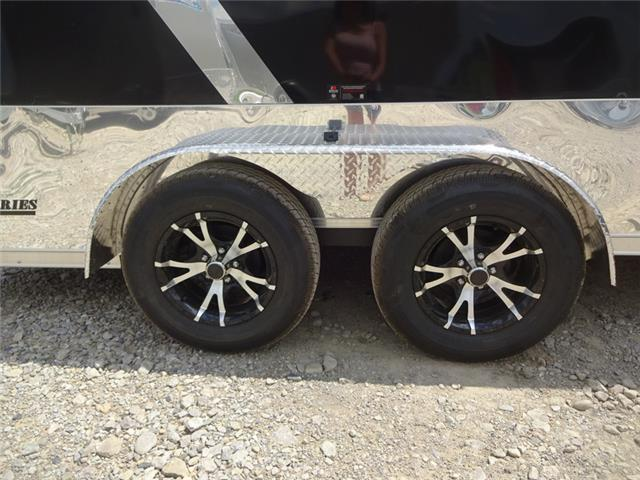 2017 Cargo Express Pro Motorcycle Trailer 7 x 14!! IN STOCK!!