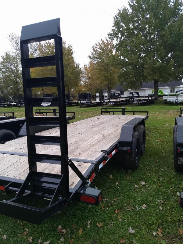 2019 Load Trail 22'  14K Equipment Trailer