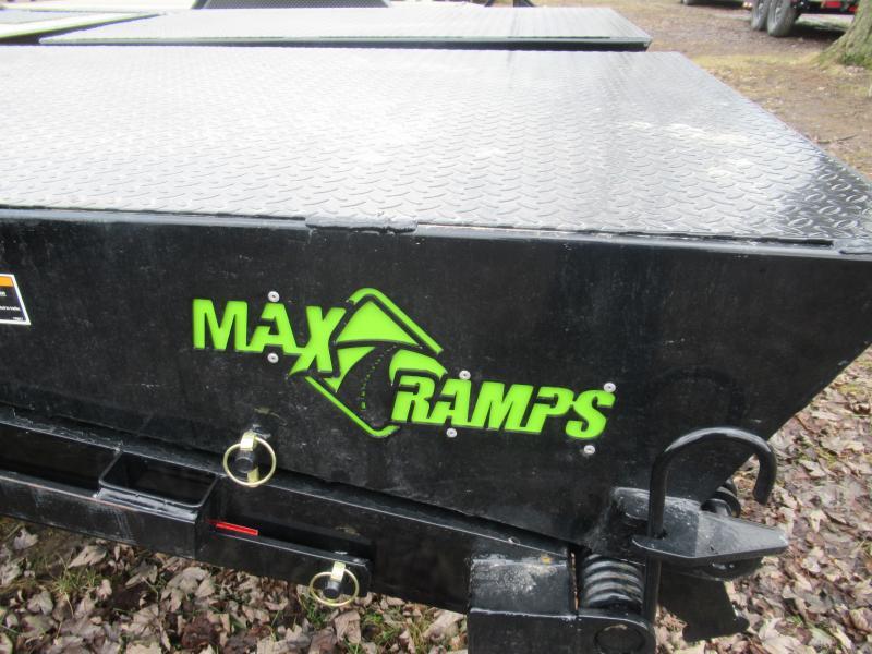 New 24' 14K Load Trail Tag W/Max Ramps