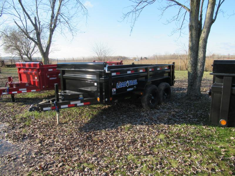 Load Trail 12' Dump Trailer The Bench Mark Of Quality