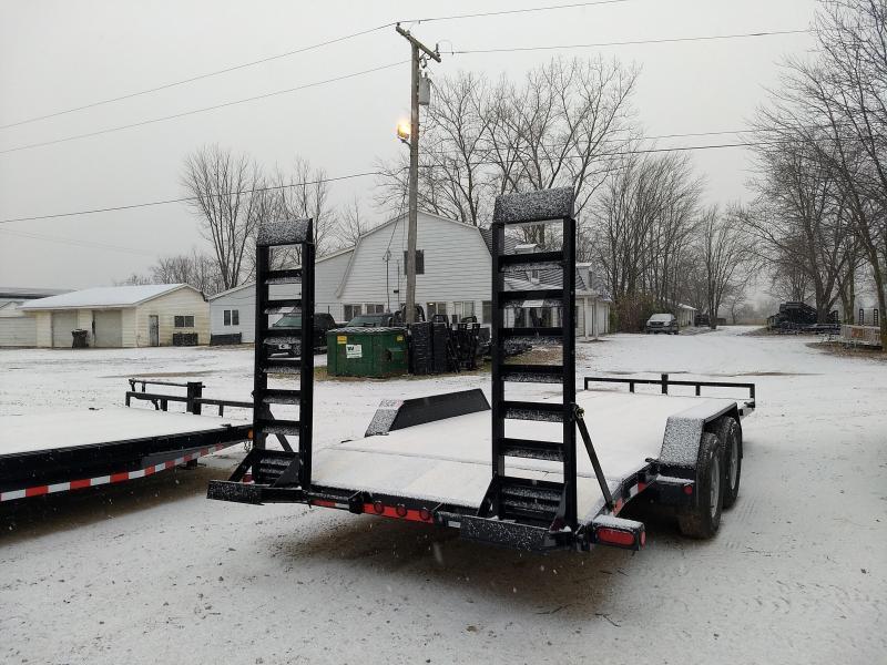 New 20' 10K Load Trail Equipment Trailer