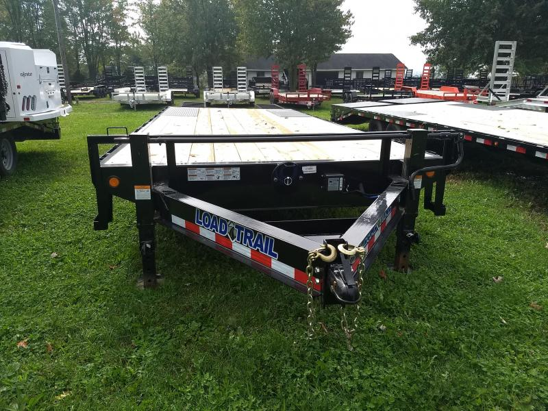 2019 Load Trail 25 Tag Deckover 14K Load Trail Equipment Trailer