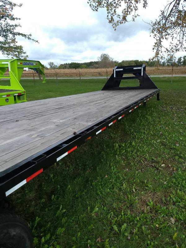 "2018 Load Trail 102"" X 40' Tandem Heavy Duty Gooseneck Equipment Trailer"