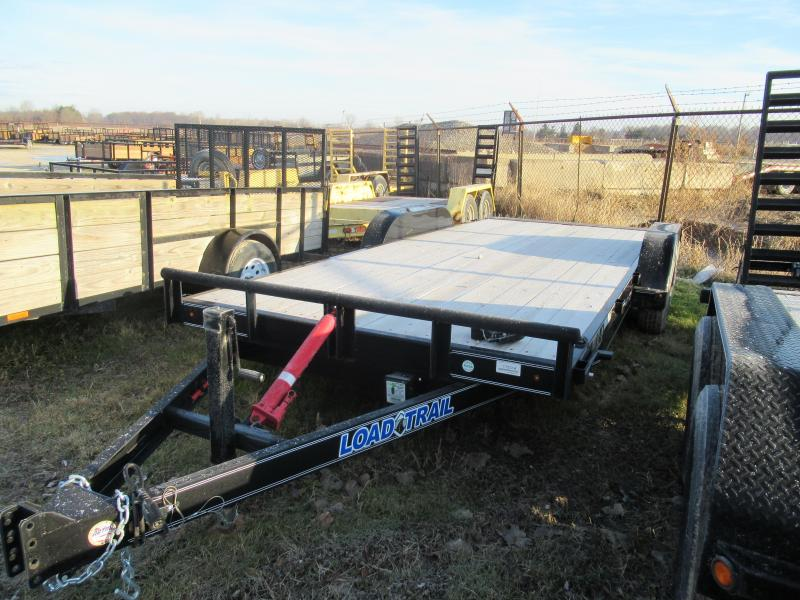New Old Stock 18' Load Trail Tilt Deck Car hauler