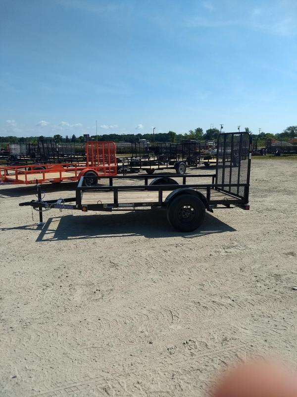 2018 Load Trail 5' X 10' Single Axle Landscape Trailer