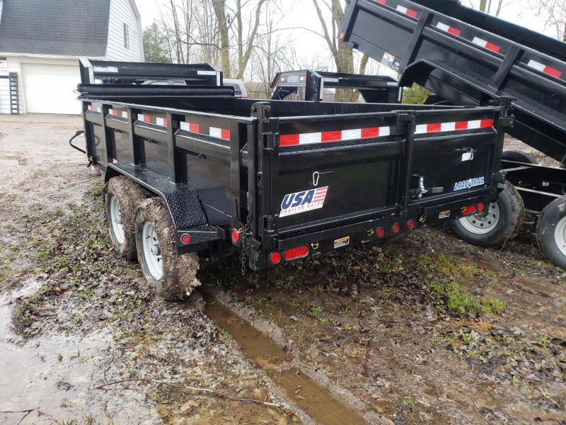 14' 14K Gooseneck Dump Trailer The Bench Mark Of Quality