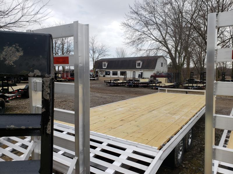 New 2019 26' 10K Aluminum Deck Over By H&H
