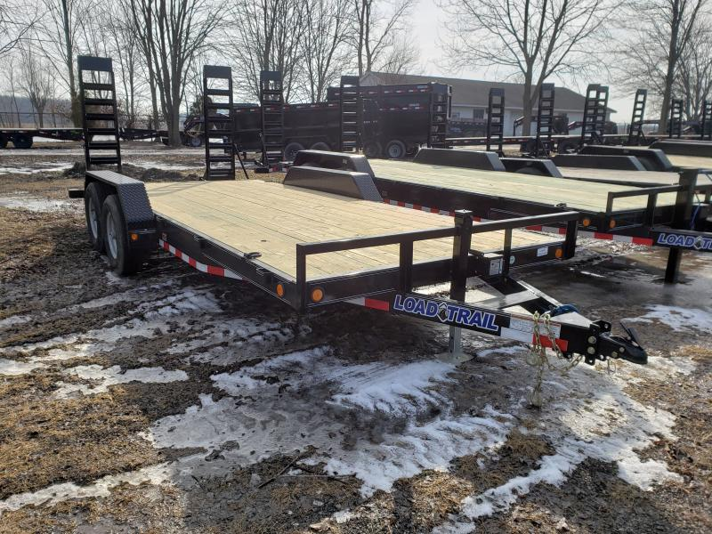 New 18' 10K Load Trail Equipment Trailer