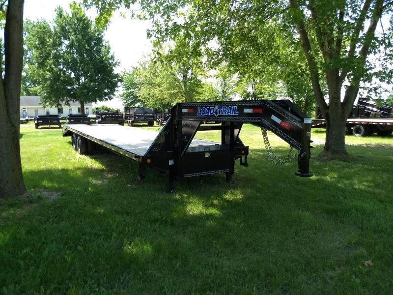 40' DECKOVER GOOSENECK TRAILER ** LAST YEARS PRICE.