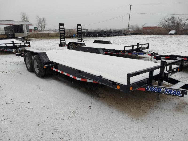 New 20' 10K Load Trail Carhauler Michigan's #1 Selling Brand Of Trailers