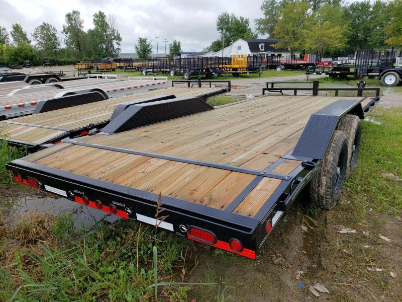New 102x20 14K Load Trail Carhualer Trailer