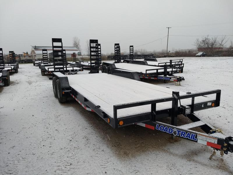 New 20' 10K Load Trail Equipment Trailer