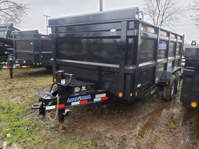 New 16' 14K Dump Trailer Deluxe Model W/ 4' Walls