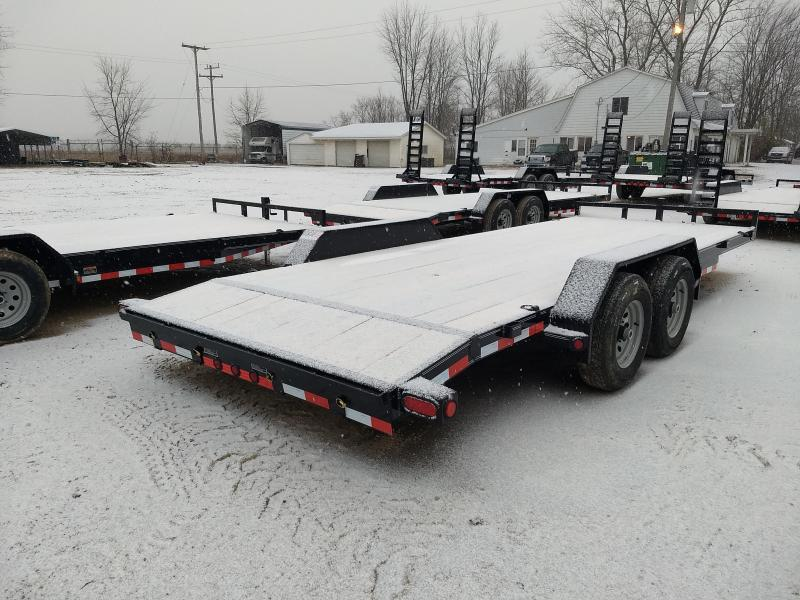 New 20' 10K Load Trail Carhauler Michigan's #1 Selling Brand Of Trailers