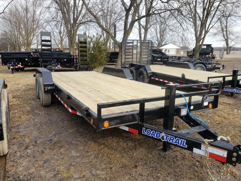2019 Load Trail 20' 14K Equipment Trailer