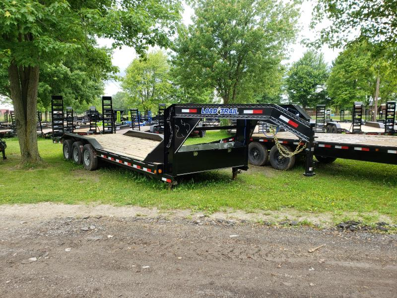 New 102 X 24 Goose Neck Equipment Trailer
