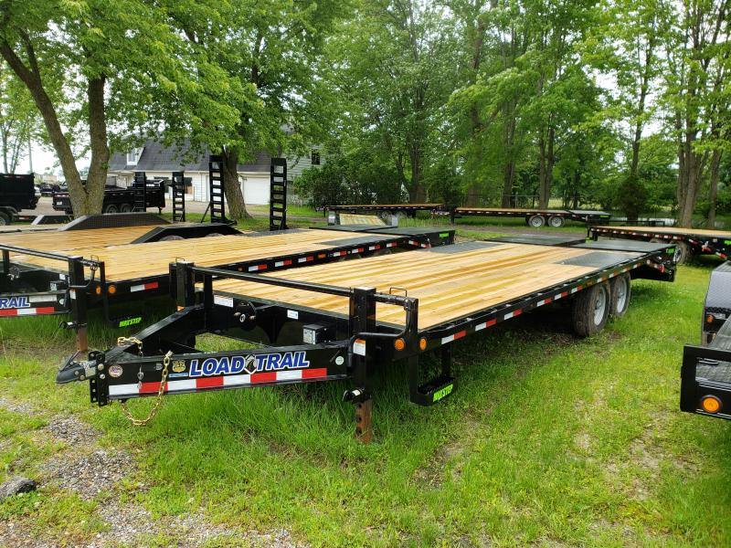 2019 Load Trail PS24 Equipment Trailer