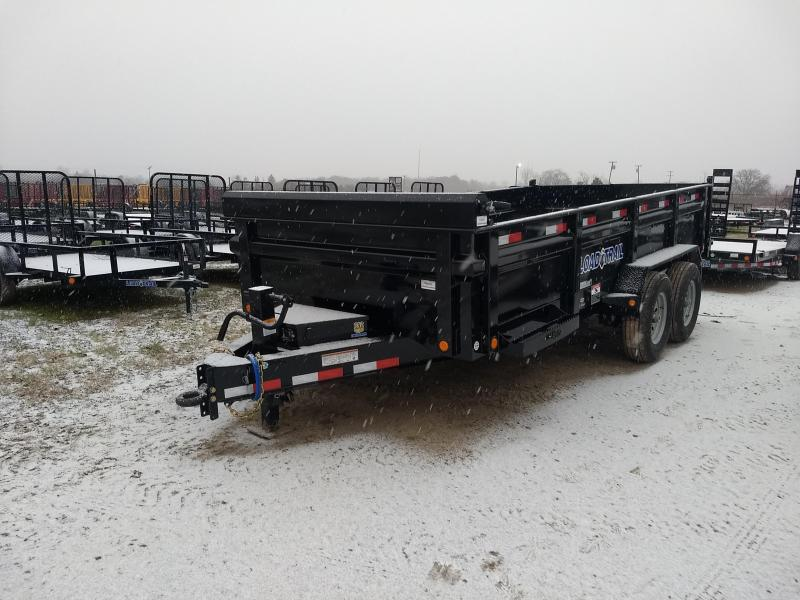 "Load Trail 83"" X 16' Dump Trailer The Bench Mark Of Quality"