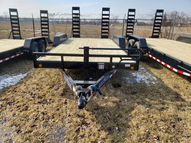 Load Trail 18' 14K Equipment Trailer