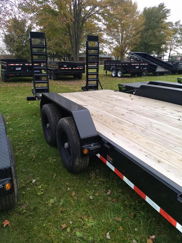 "2019 Load Trail 22""  14K Equipment Trailer"