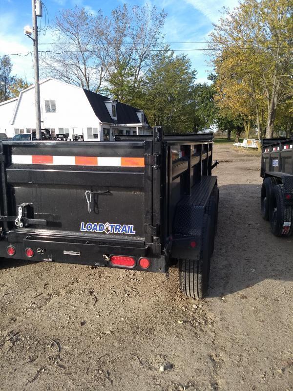 "Load Trail 83""X16' Triple Axle Dump Trailer Michigan's #1 selling brand of trailer"