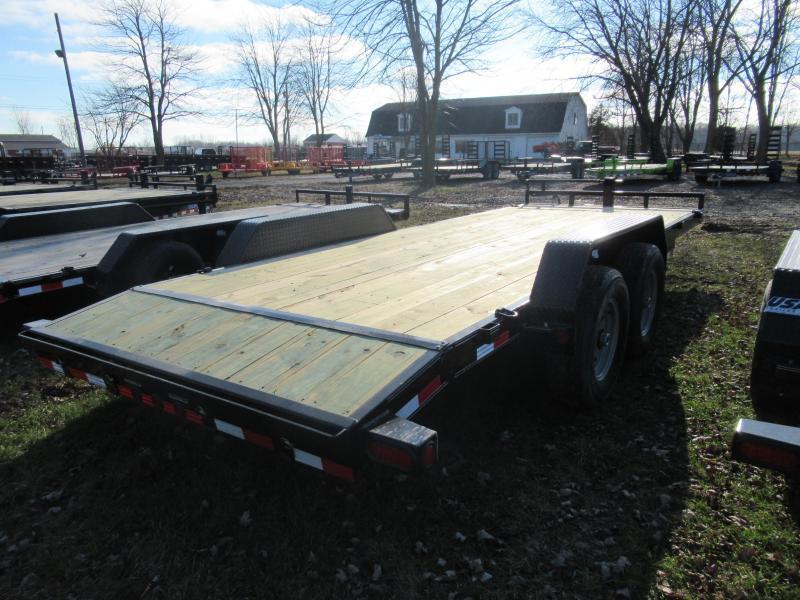 """Load Trail 20""""  14K Car Hauler Trailer Michigan #1 Selling Brand Of Trailers"""