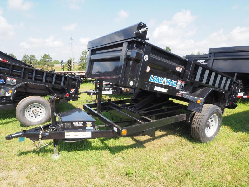 "2017 Load Trail 60"" x 10' Single Axle Dump"