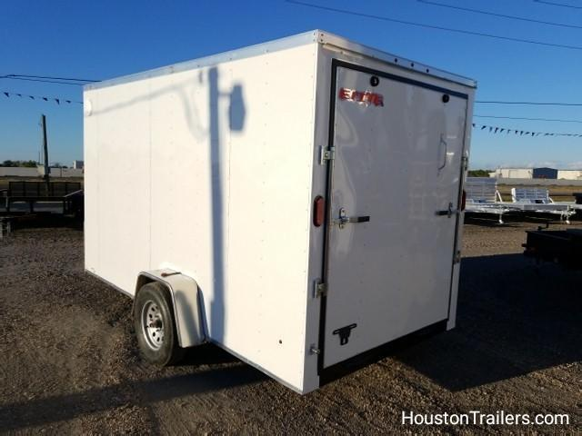 2018 Salvation Trailers 12' x 6' Enclosed Cargo Trailer CT-20