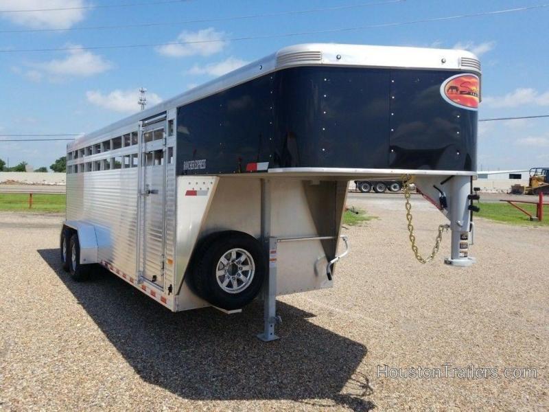 2020 Sundowner Rancher Express 20 ft Trailer SD-122