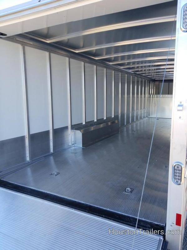 2019 Sundowner Trailers 30' Enclosed Cargo Trailer SD-115