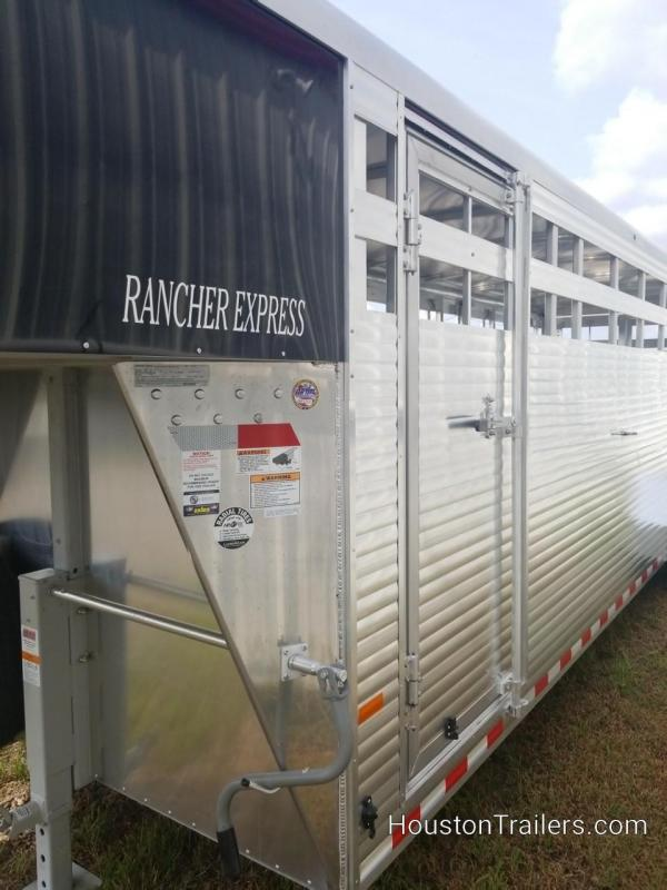 2019 Sundowner Trailers RANCHER 24 GN Livestock Trailer SD-93